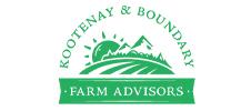 kootenay boundary farm advisors